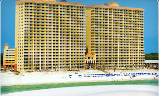 Calypso Resort in Panama City Beach, FL